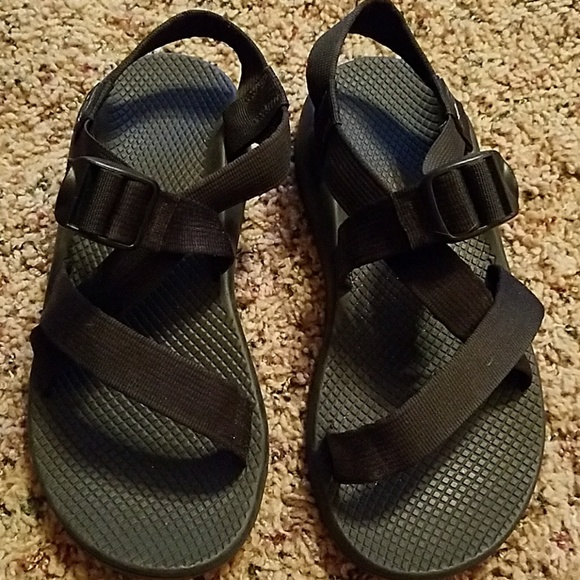 7c33e0ad0809 Chaco Other - Chaco Classic Z1 Mens 9 Black Made in USA